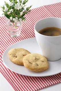 ローストアーモンドクッキー写真